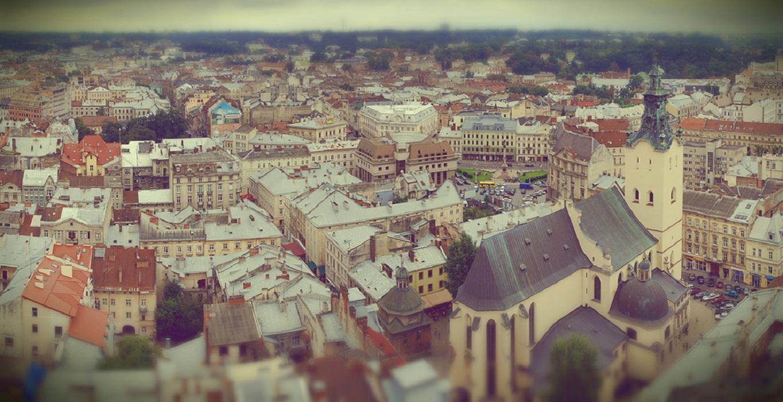 Panorama Lwowa (źródło: mat. prasowe)