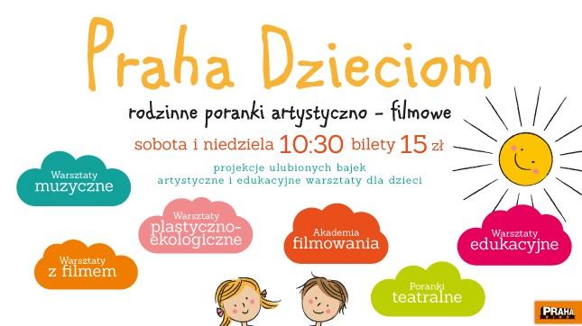 Praha Dzieciom (źródło: materiały prasowe organizatora)