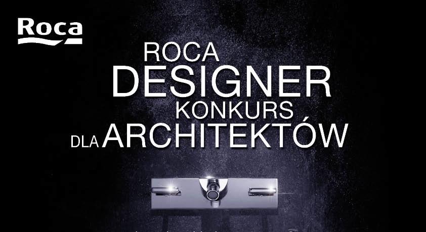 Konkurs Roca Designer (źródło: materiały prasowe organizatora)