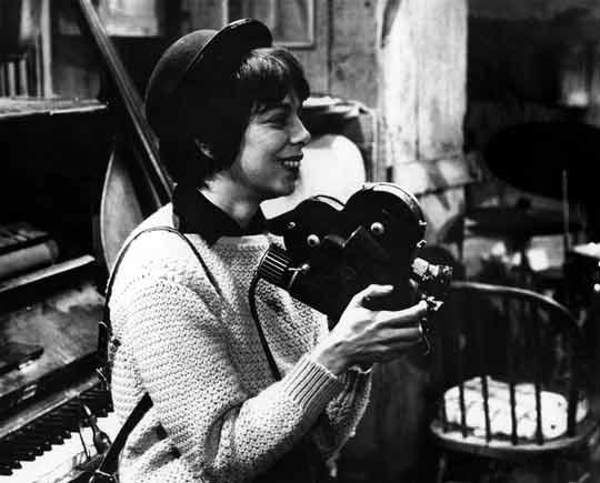 Retrospektywa Shirley Clarke na 4. AFF (źródło: materiały prasowe organizatora)