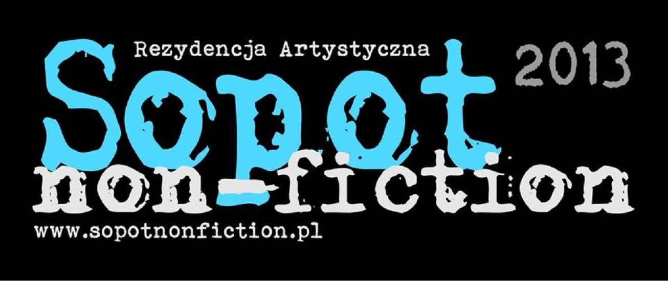 Sopot Non Fiction, logo (źródło: mat. prasowe)