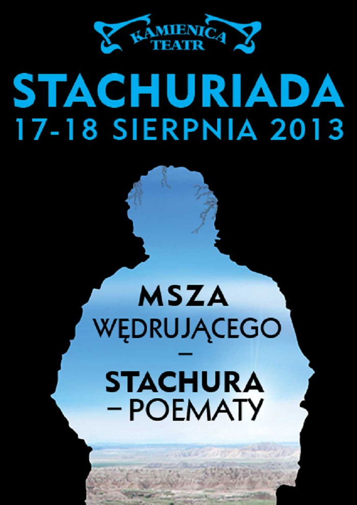 Stachuriada, plakat (źródło: mat. prasowe)