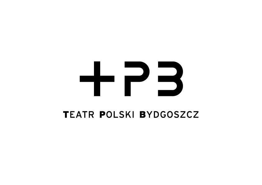 Teatr Polski w Bydgoszczy, logo (źródło: mat. prasowe)