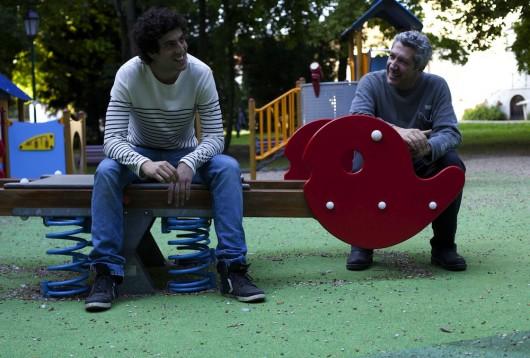 """Kadr z filmu """"Wieczni chłopcy"""", reż. Anthony Marciano (źródło: materiały prasowe dystrybutora)"""