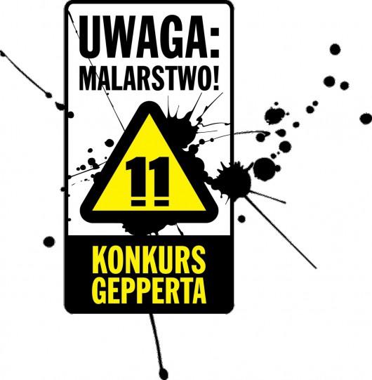 11. Konkurs Gepperta, logo (źródło: materiały prasowe organizatora)