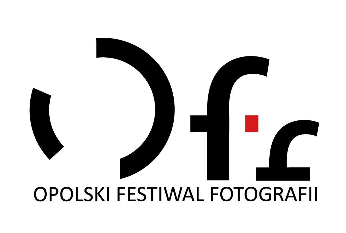 3. Opolski Festiwal Fotografii, logo (źródło: materiały prasowe organizatora)