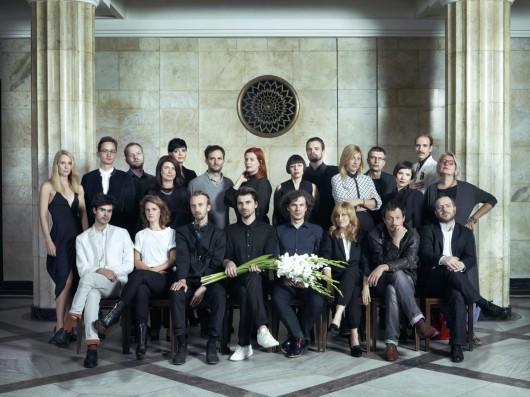 Na zdjęciu: artyści reprezentujący 3. Warsaw Gallery Weekend (źródło: materiały prasowe organizatora)