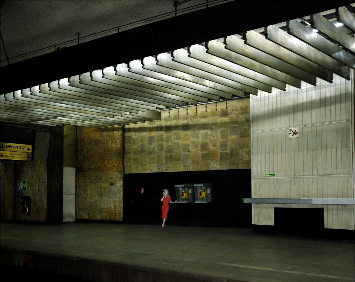 """Aneta Grzeszykowska, """"Untitled Film Stills #38"""" (źródło: materiały prasowe organizatora)"""