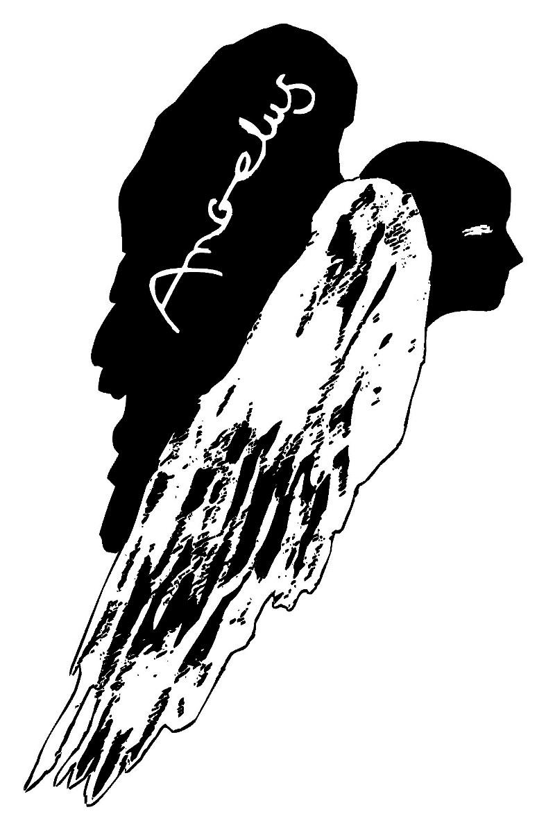 """Literacka Nagroda Europy Środkowej """"Angelus"""" – logo (źródło: materiały prasowe)"""