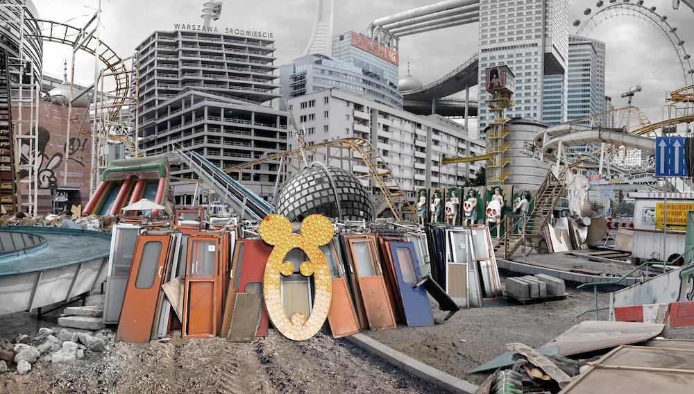"""""""Roller Coaster Warsaw"""" – Kobas Laksa (źródło: materiały prasowe organizatora)"""