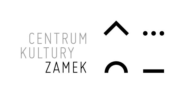 Centrum Kultury ZAMEK w Poznaniu, logo (źródło: mat. prasowe)