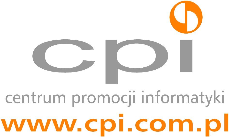 Centrum Promocji Informatyki – logo (źródło: materiały prasowe)