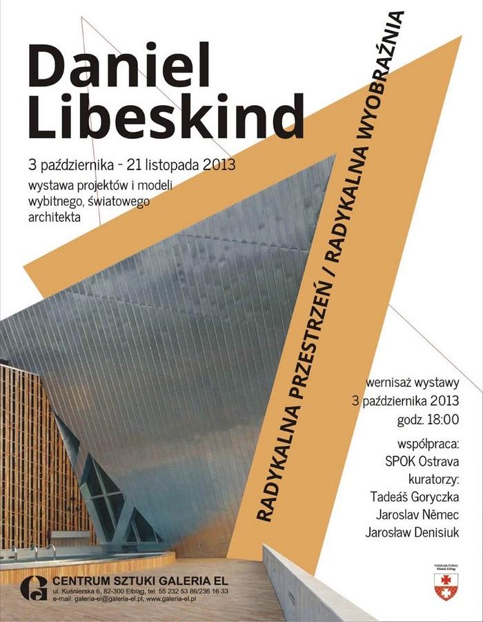 Daniel Libeskind: Architecture is a language (źródło: materiały prasowe organizatora)