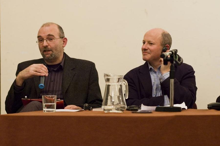 Dariusz Kosiński, Paul Allain, fot. M. Zakrzewski (źródło: mat. prasowe)