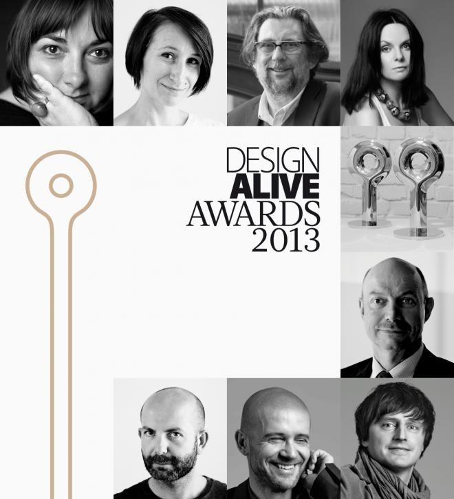 Design Alive Awards 2013 (źródło: materiały prasowe organizatora)