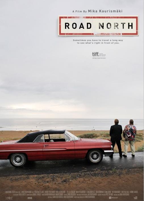 """Kadr z filmu """"Droga na północ"""" (źródło: materiały prasowe organizatora)"""