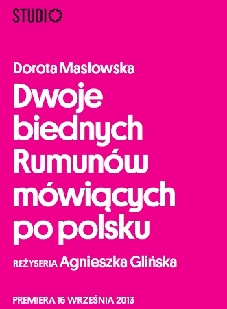 """""""Dwoje biednych Rumunów mówiących po polsku"""" (źródło: mat. organizatora)"""