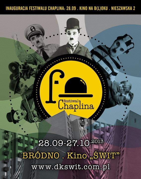 Festiwal Chaplina (źródło: materiały prasowe organizatora)