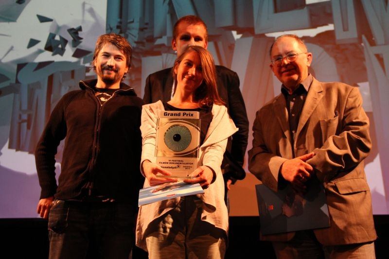 Laureatka Grand Prix – Marta Prus, fot. Julia Bartosz (źródło: materiały prasowe organizatora)