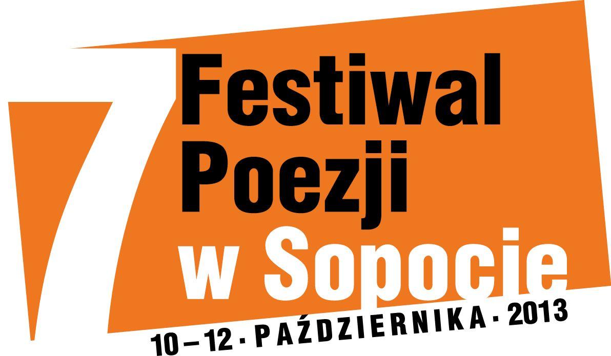 Festiwal Poezji – logo (źródło: materiały prasowe)
