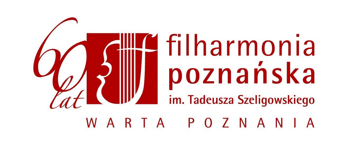 Filharmonia Poznańska, logo (źródło: mat. prasowe)