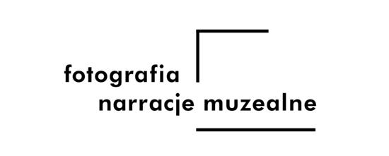 """Logo konferencji """"Fotografia – Narracje muzealne"""", Muzeum Narodowe w Warszawie (źródło: materiały prasowe organizatora)"""