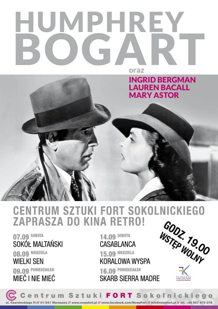 Kino Retro: Humphrey Bogart (źródło: materiały prasowe organizatora)