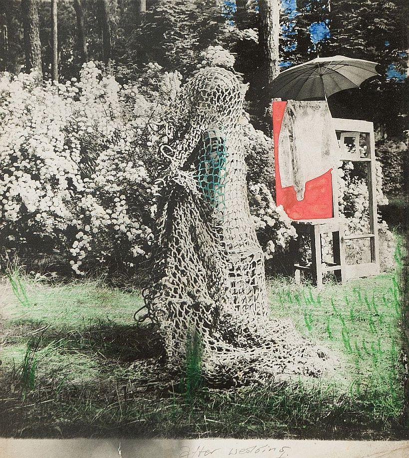 """Jacek Malicki, """"After wedding"""", 1978, odbitka na papierze (źródło: materiały prasowe organizatora)"""