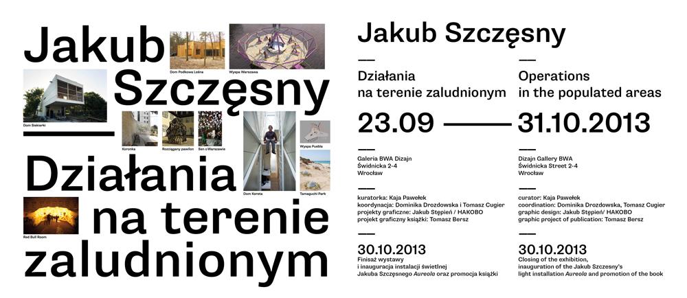Jakub Szczęsny: Działania na terenie zaludnionym (źródło: materiały prasowe organizatora)