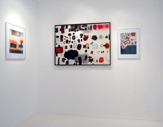 """Wystawa """"Jan Tarasin. W czym rzecz?"""", Galeria Bardzo Biała w Warszawie (źródło: materiały prasowe organizatora)"""