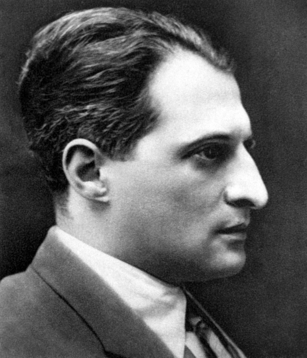 Julian Tuwim, 1933 (źródło: materiały prasowe)