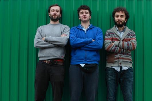 Marcin Masecki, Jerzy Rogiewicz, Marcin Lenarczyk (źródło: mat. prasowe)