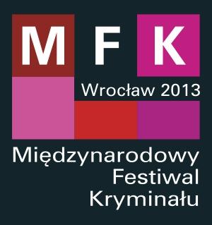 Międzynarodowy Festiwal Kryminału 2013 – logo (źródło: materiały prasowe)