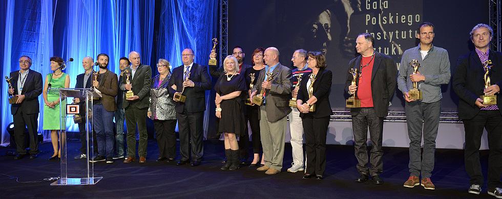 Laureaci Nagród PISF, fot. Marcin Kułakowski (źródło: materiały prasowe PISF)