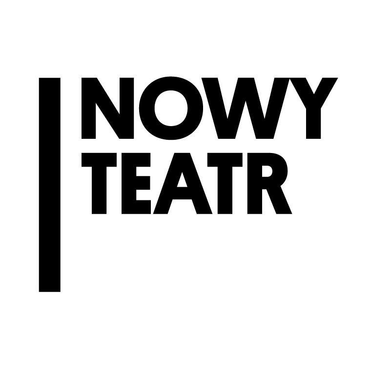 Nowy Teatr, logo (źródło: mat. prasowe)