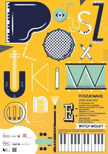 Poszukiwanie, plakat (źrodło: mat. prasowe)