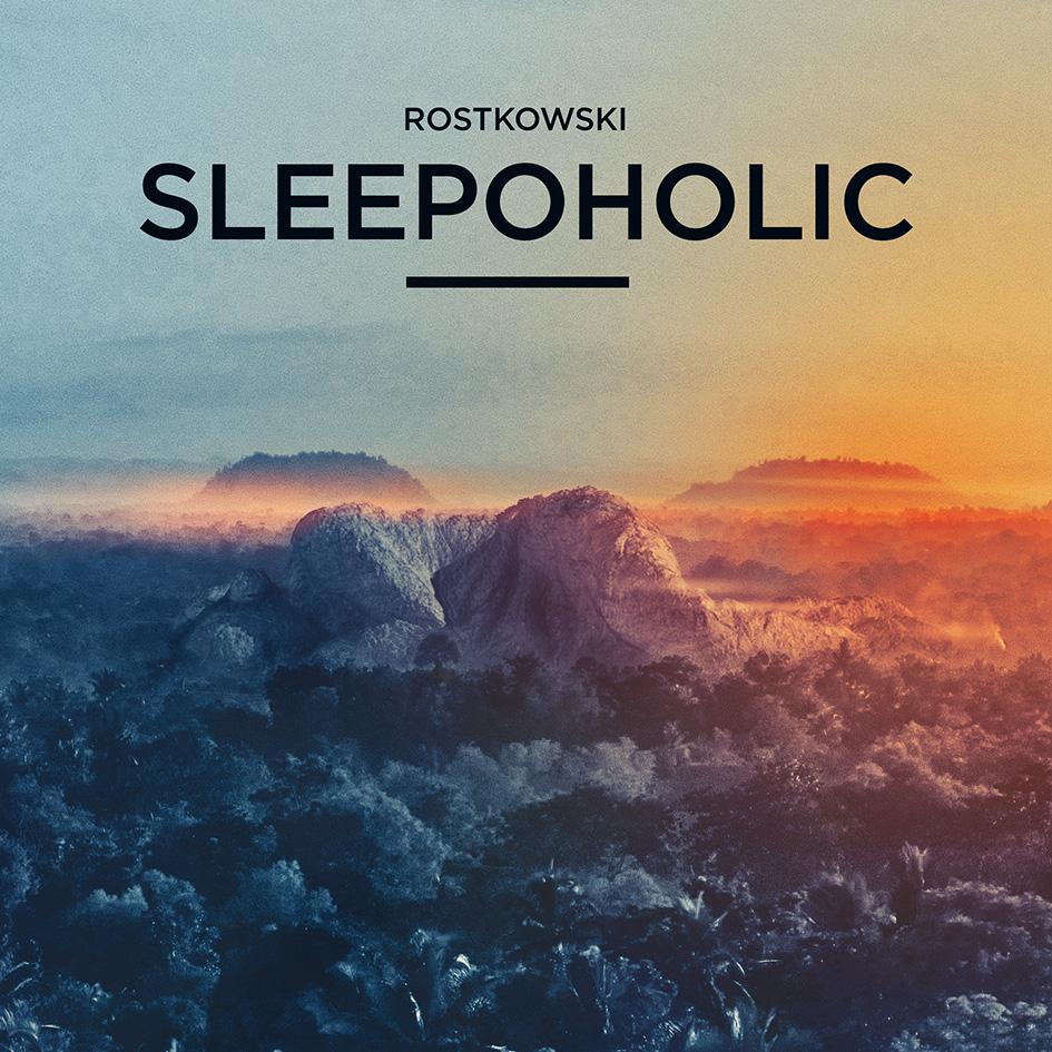 """""""Sleepoholic"""", okładka (źródło: mat. prasowe)"""