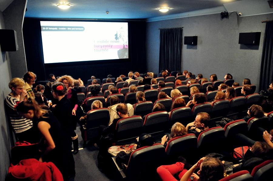 Studencki Nocny Klub Filmowy w Kinie Pod Baranami (źródło: materiały prasowe organizatora)