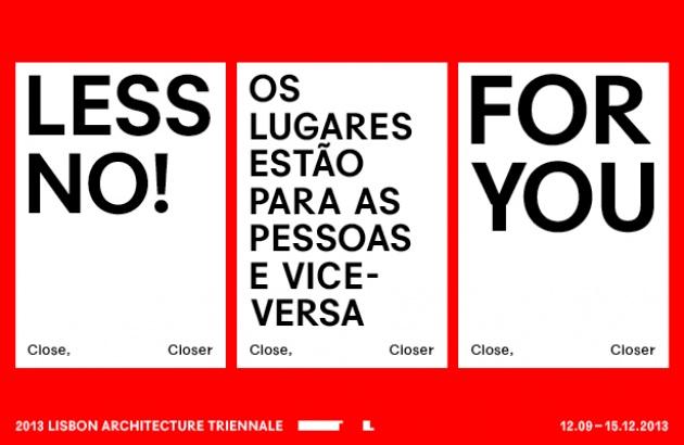 Triennale Architektury w Lizbonie (źródło: materiały prasowe organizatora)