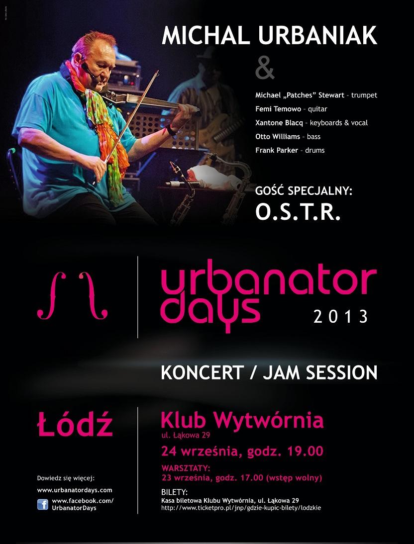 Urbanator Days (źródło: mat. prasowe)