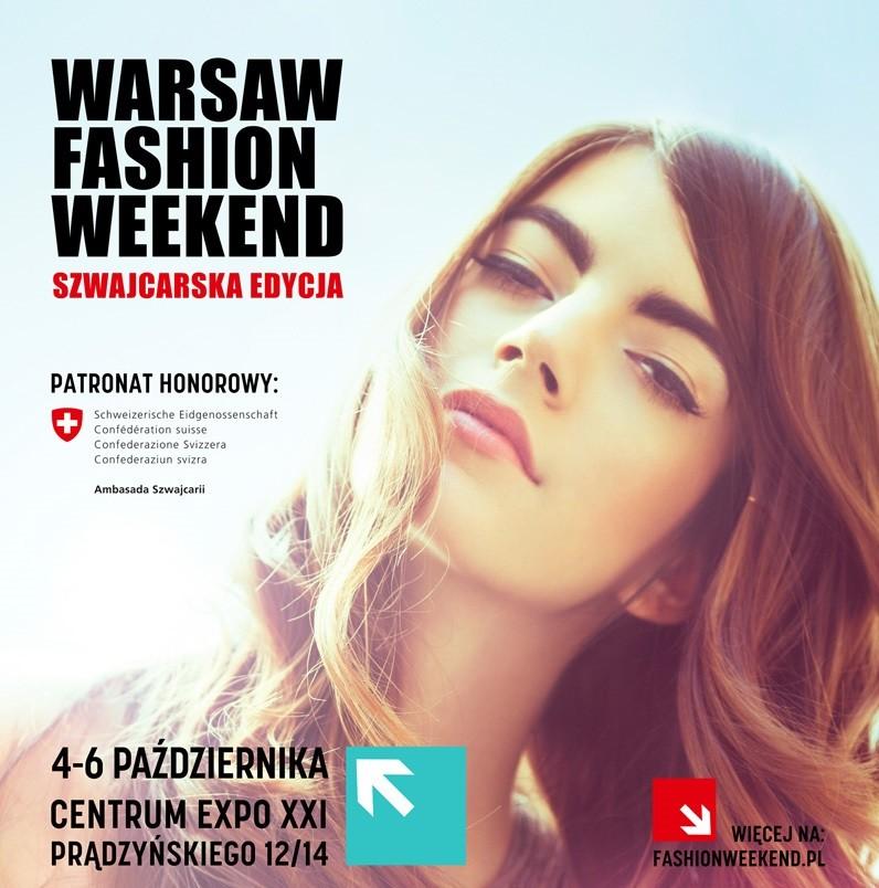 Warsaw Fashion Weekend: From Switzerland to Poland (źródło: materiały prasowe organizatora)