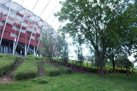 Warsztat i konsultacje na Stadionie Narodowym (źródło: materiały prasowe organizatora)