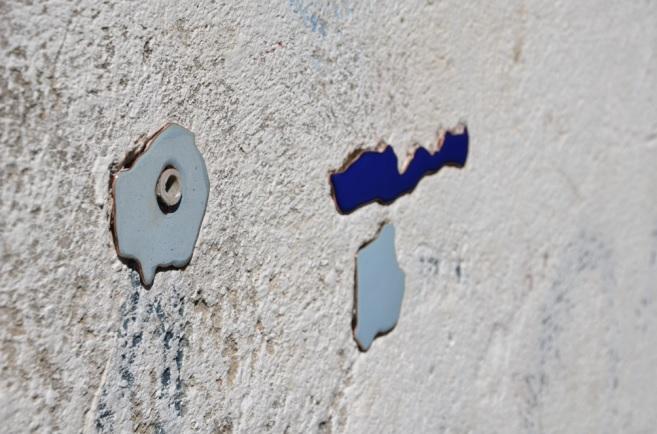"""A. Ignasiak, """"1…, 2…, 3… szukam!"""", 2013, fot. Andrzej Sieczkowski (źródło: materiały prasowe organizatora)"""