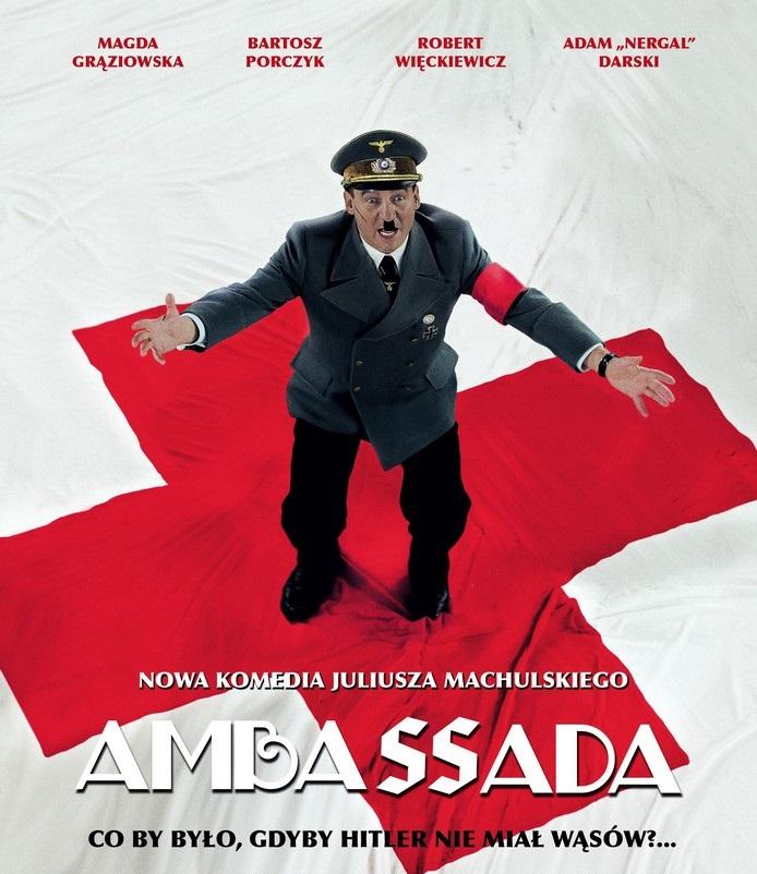 """""""AmbaSSada"""", reż. Juliusz Machulski (źródło: materiały prasowe dystrybutora)"""
