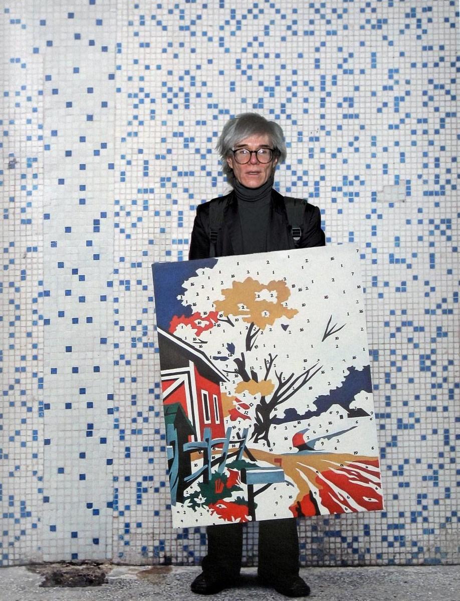 "Fot. Andreas Schmidt, ""Andy Warhol"" (źródło: materiały prasowe organizatora)"