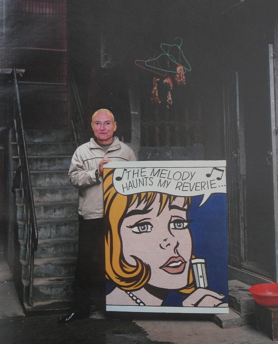 """Fot. Andreas Schmidt, """"Roy Lichtenstein"""" (źródło: materiały prasowe organizatora)"""