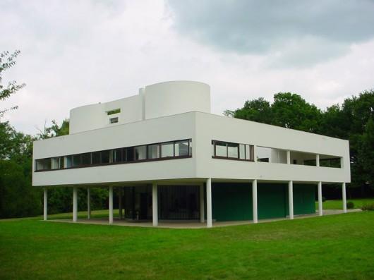 Le Corbusier – Villa Savoye (źródło: materiały prasowe organizatora)