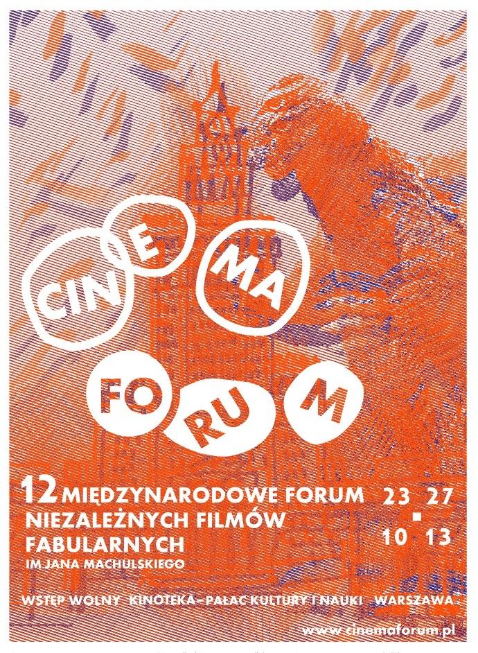 Międzynrodowe Forum Niezależnych Filmów Fabularnych Cinemaforum (źródło: materiały prasowe organizatora)