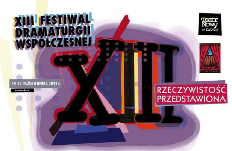 Festiwal Dramaturgii Współczesnej (źródło: mat. prasowe)