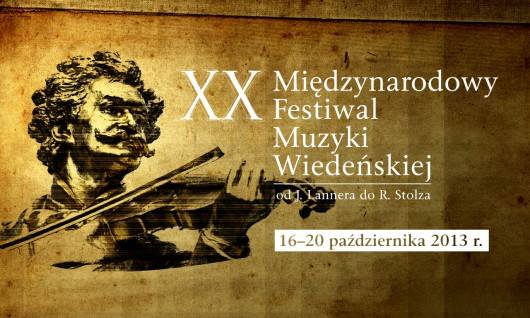 XX Międzynarodowy Festiwal Muzyki Wiedeńskiej, logo (źródło: mat. prasowe)